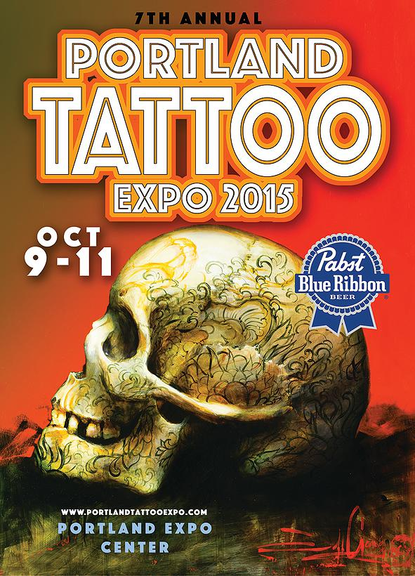 Portland Tattoo Expo